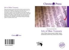 Bookcover of Isle of Man Treasury