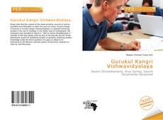 Bookcover of Gurukul Kangri Vishwavidyalaya
