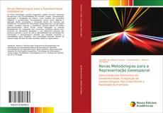 Capa do livro de Novas Metodologias para a Representação Geoespacial