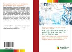 Buchcover von Remoção do surfactante em detergentes comerciais por fungo filamentoso
