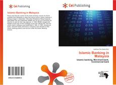 Bookcover of Islamic Banking in Malaysia