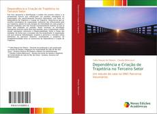 Capa do livro de Dependência e Criação de Trajetória no Terceiro Setor