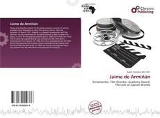 Buchcover von Jaime de Armiñán