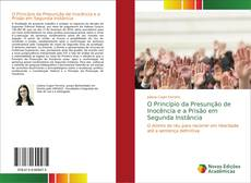 Capa do livro de O Princípio da Presunção de Inocência e a Prisão em Segunda Instância