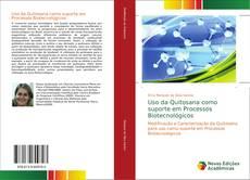 Portada del libro de Uso da Quitosana como suporte em Processos Biotecnológicos