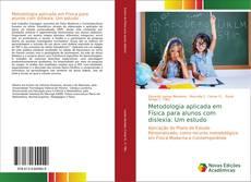 Capa do livro de Metodologia aplicada em Física para alunos com dislexia: Um estudo