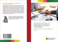 Copertina di Auditoria de Gestão da Qualidade em Serviço Terceirizado
