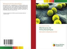 Membranas de Polisulfona/Argila的封面