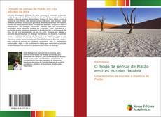 Capa do livro de O modo de pensar de Platão em três estudos da obra