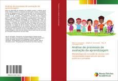 Copertina di Análise de processos de avaliação da aprendizagem