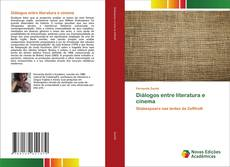 Capa do livro de Diálogos entre literatura e cinema