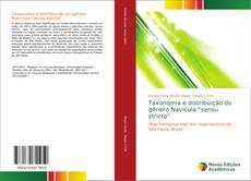 """Buchcover von Taxonomia e distribuição do gênero Navicula """"sensu stricto"""""""