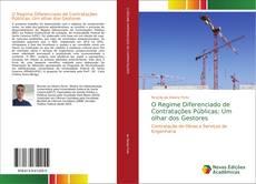 Capa do livro de O Regime Diferenciado de Contratações Públicas: Um olhar dos Gestores