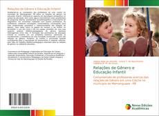 Обложка Relações de Gênero e Educação Infantil