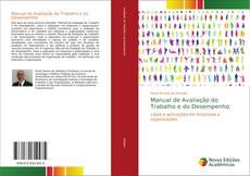 Capa do livro de Manual de Avaliação do Trabalho e do Desempenho