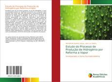 Estudo do Processo de Produção de Hidrogênio por Reforma a Vapor kitap kapağı