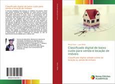 Capa do livro de Classificado digital de baixo custo para venda e locação de imóveis