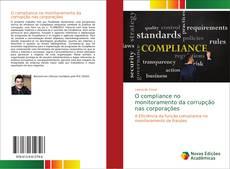 Copertina di O compliance no monitoramento da corrupção nas corporações