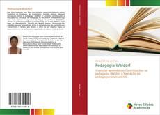 Buchcover von Pedagogia Waldorf