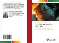 Copertina di Tratamento de Resíduos Siderúrgicos