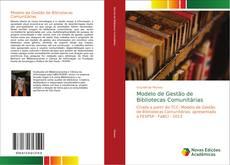Modelo de Gestão de Bibliotecas Comunitárias kitap kapağı