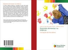 Portada del libro de Distúrbio Alimentar na Infância