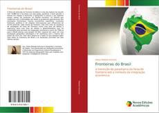 Capa do livro de Fronteiras do Brasil