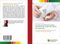 Capa do livro de Uso de psicofámacos pelas mulheres da cadeia da cidade de cajazeiras