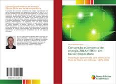 Bookcover of Conversão ascendente de energia ZBLAN:ER3+ em baixa temperatura