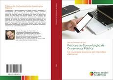 Bookcover of Práticas de Comunicação da Governança Pública