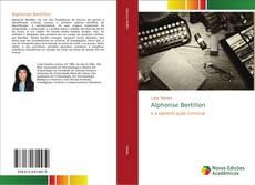 Bookcover of Alphonse Bertillon