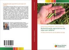 Capa do livro de Biofortificação agronômica da soja com selênio