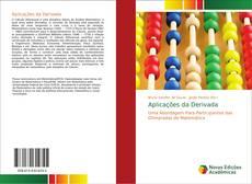 Capa do livro de Aplicações da Derivada