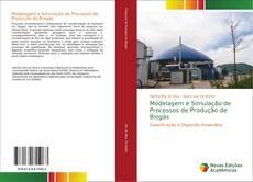 Copertina di Modelagem e Simulação de Processos de Produção de Biogás