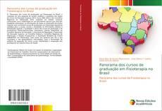 Обложка Panorama dos cursos de graduação em Fisioterapia no Brasil