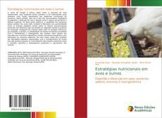 Capa do livro de Estratégias nutricionais em aves e suínos