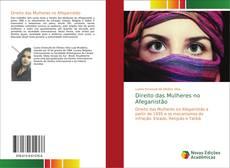 Buchcover von Direito das Mulheres no Afeganistão