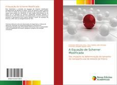 Bookcover of A Equação de Scherrer Modificada