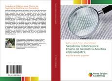 Borítókép a  Sequência Didática para Ensino de Geometria Analítica com Geogebra - hoz