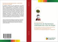 Capa do livro de Condomínio de Agroenergia: viabilidade dos usos do biogás