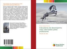 Capa do livro de Indicadores de desempenho mais valorizados pelos professores