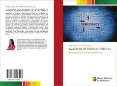 Avaliação de Políticas Públicas kitap kapağı