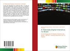 Couverture de A Televisão Digital Interativa no Brasil