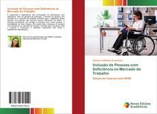 Bookcover of Inclusão de Pessoas com Deficiência no Mercado de Trabalho