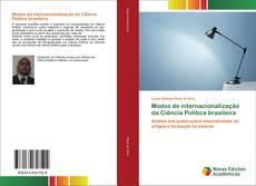 Modos de internacionalização da Ciência Política brasileira kitap kapağı