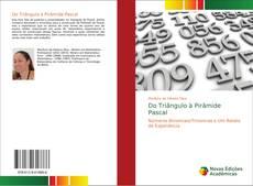 Buchcover von Do Triângulo à Pirâmide Pascal
