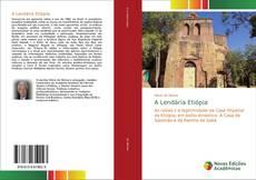 Capa do livro de A Lendária Etiópia