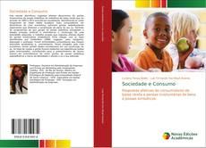 Bookcover of Sociedade e Consumo