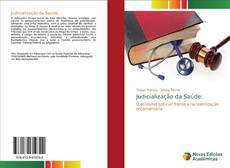 Copertina di Judicialização da Saúde: