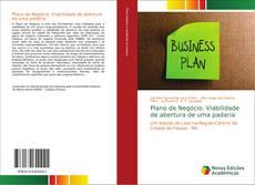 Couverture de Plano de Negócio: Viabilidade de abertura de uma padaria
